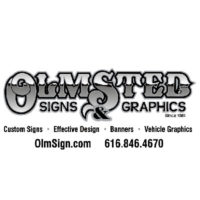 Olmstead Signs